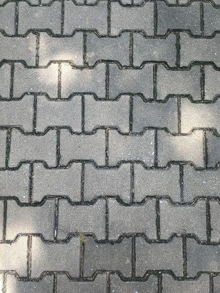 ตัวหนอน floor Backgrounds Full Frame Textured  Pattern Seamless Pattern Close-up Paved Stone Tile Geometric Shape Grid Zigzag Ground Surface Paving Stone Square Shape Hexagon Metal Grate Repetition Triangle Shape