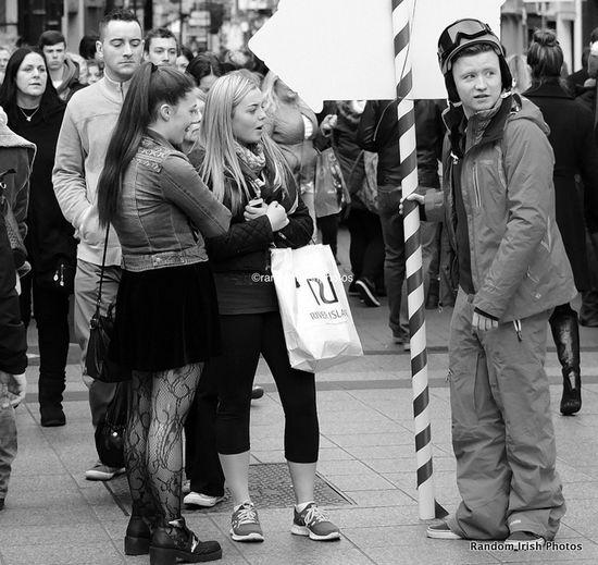 Dublin Street Photography Black And White Insta_ireland Streetphotography