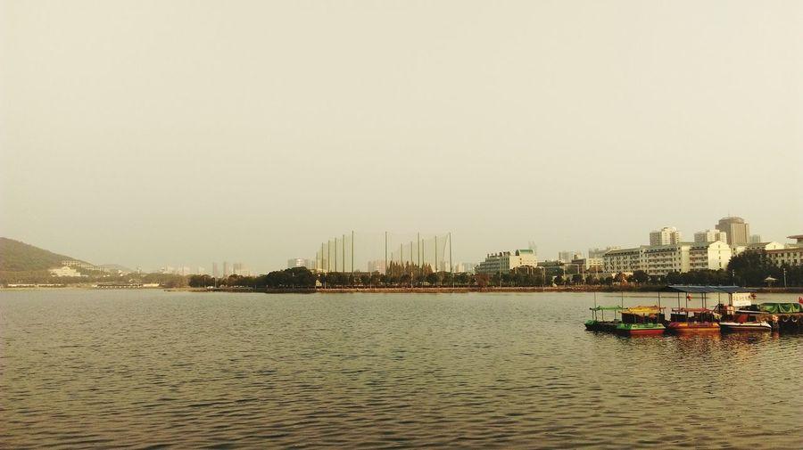 Relaxing Enjoying Life 东湖