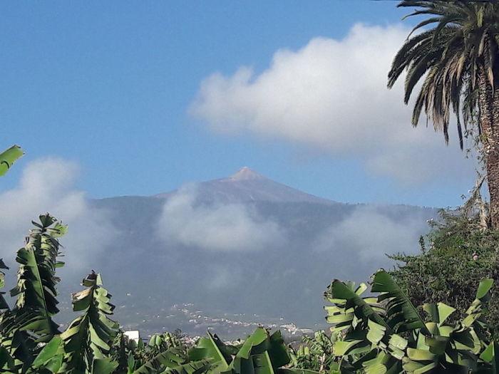 Vulcan Teide