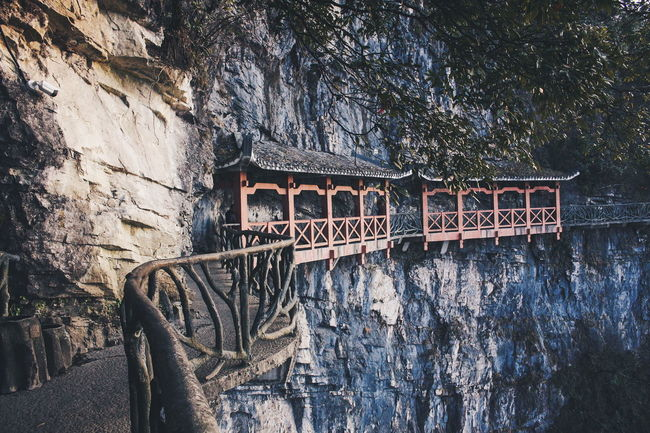 天门山,张家界。 China Beauty Urban Photography Urban Landscape Urban Exploration Mountain Architecture Architectural Detail Outdoors Design China Tranditional Architecture_collection On The Walls Path Pathway Pathways Architecture Built Structure The Great Outdoors - 2018 EyeEm Awards The Traveler - 2018 EyeEm Awards