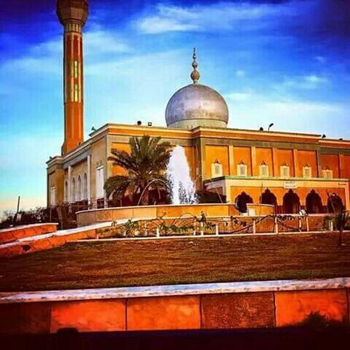 جامع Masged Mosque Libya Places Sabrath .. صوره اعجبتني لجامع القدس .سوق العلالقه صبراته