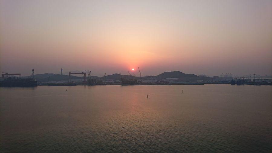 Shipyard Water