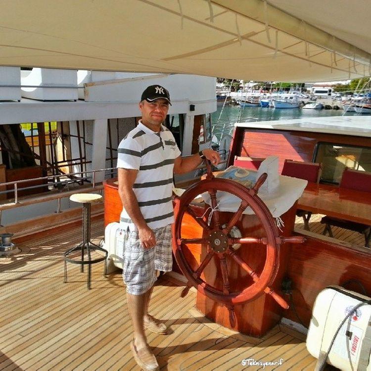 Mavi Tur'a varmı gelmek isteyen kaptanınız emrinize amade ☀⭐⭐⭐????