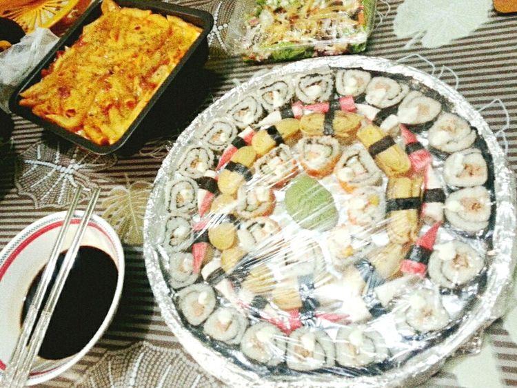 Sushi Bakedmac Japanese Food Italian Food Food Art