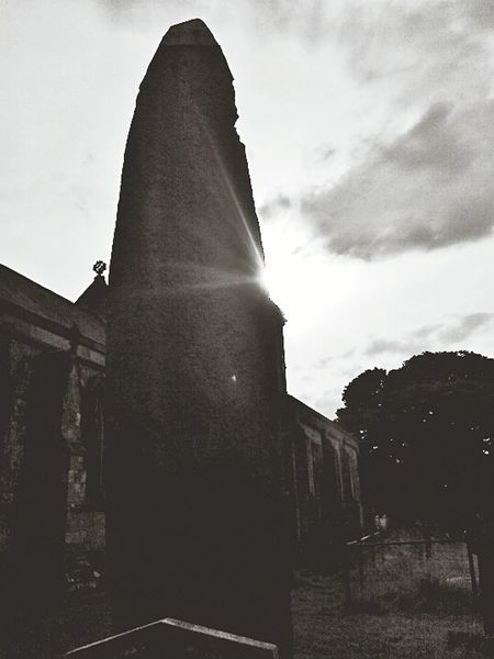 Monolith East Yorkshire Shadows Black And White Art Church Enjoying The Sun Taking Photos Light And Shadow Silhouettes