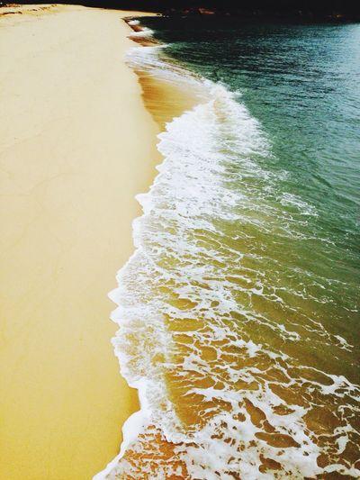 Beach Beach Relaxing Good Morning Waves