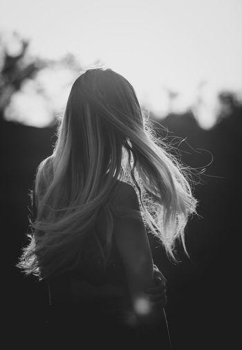 One Person Hair