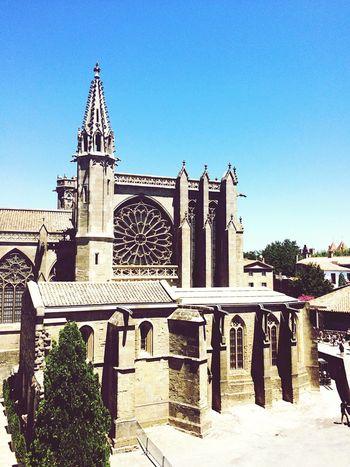 Eglise Ancient Architecture IPhoneography Ville City Butiful♥ Carcassonne EyeEm Best Shots EyeEm Gallery ✨