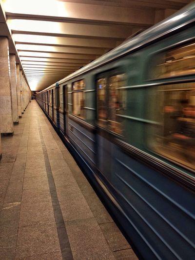 Subway Station Public Transportation Subway Underground