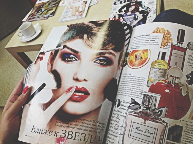Elle Magazine Elle Fasion Spa Time