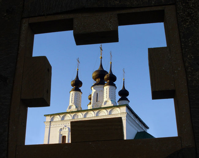 The Architect - 2015 EyeEm Awards Church Russia Suzdal