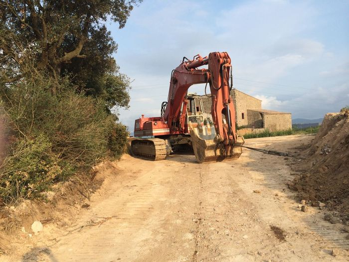 Taking Photos Working Streamzoofamily Excavator