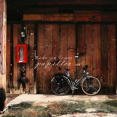 Trang Oldtown Biketrang Bikeintrang trangbike cycling snailbike snailbicyclegang