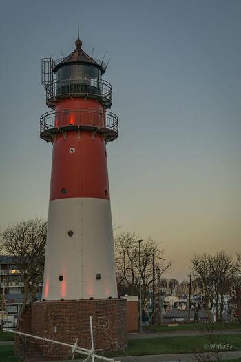 Leuchtturm Büsum Heikobo Leuchtturm Leuchtturm Büsum Nordsee 2017 Büsum Büsumer Hafen Büsum, Germany Hafen Meer