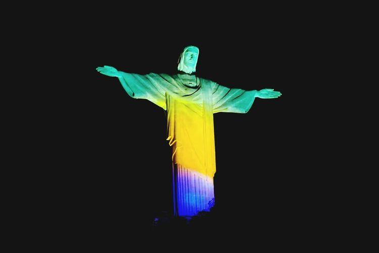 B-R-A-S-I-L Olimpiadas2016 Rio De Janeiro Rio Jogos Olimpic Games  VerdeAmarelo Brasil Brazil