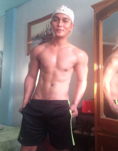 EyeEm Best Shots Hot Asian  Brownskin Today's Hot Look Gay PickYourselfUp Asianboy Off To Gym So Real