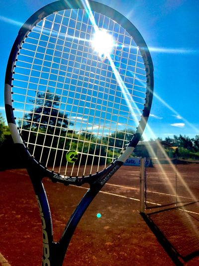 Babolat Earlybird Live For The Story Passion Redclay Sky Sport Sunshine Tennislife