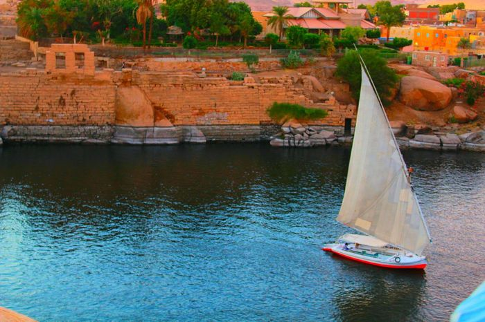 Water Outdoors Day Nature NileRiver Nile Boats Colors Nubians Sunset Beauty In Nature Discover Your City Boats Fun Times