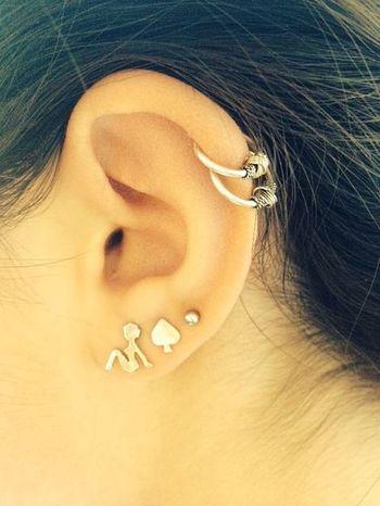 Ear Piercing Earings :)