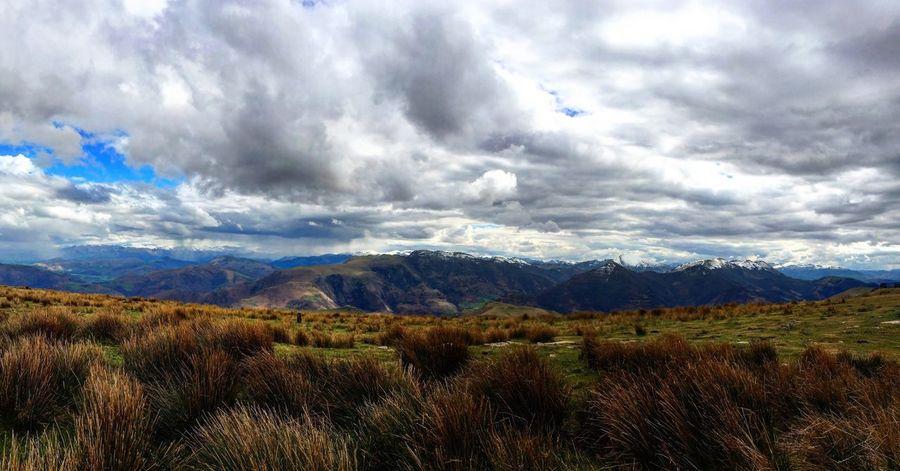 Pays Basque Ciel Panoramique  Panoramic Paysage Photography Photographie  Sommet Montagne
