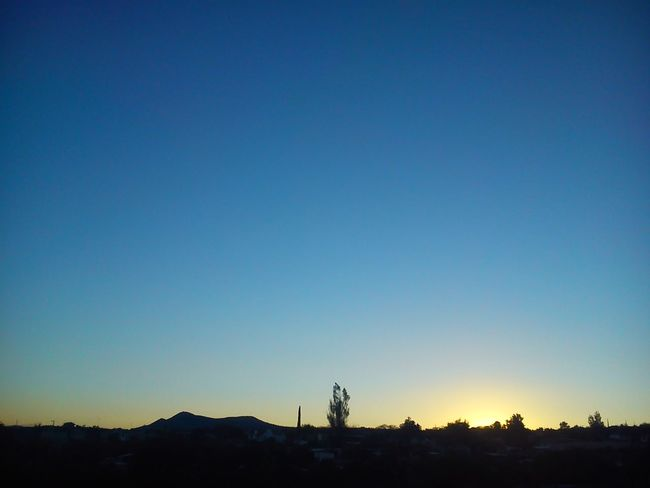 Sunset Normal Photo Natural