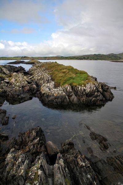Ireland Altar Wedge Tomb 2015  Nature Rock Rockformation Rocks