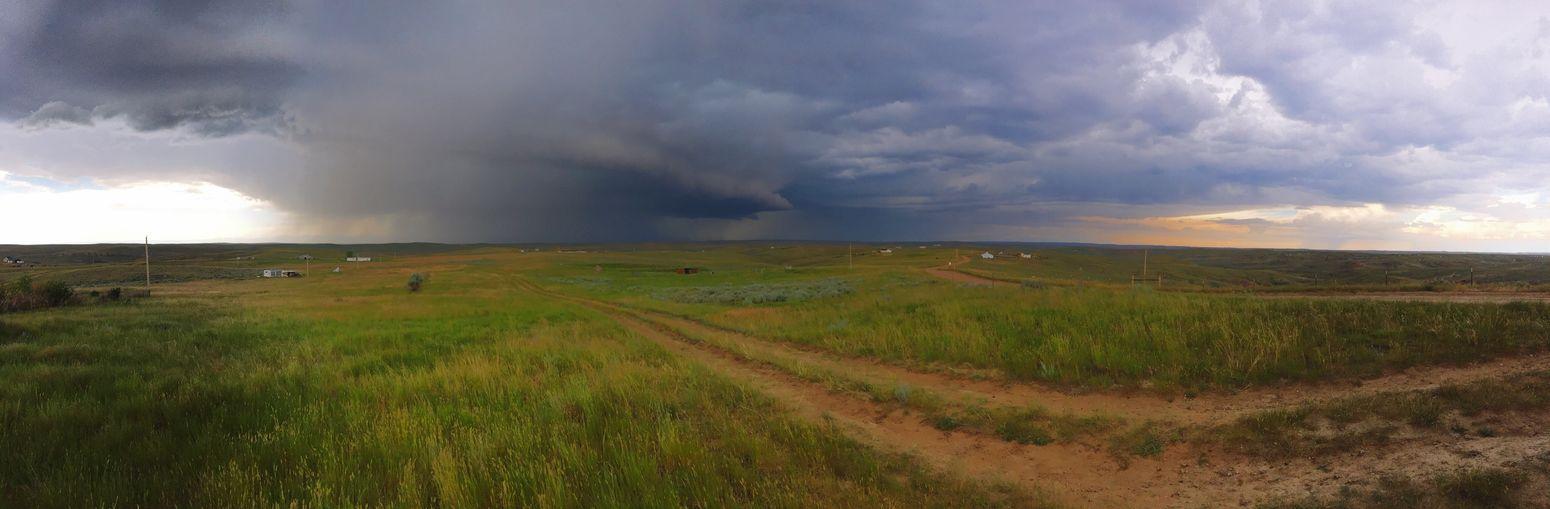 Rain storm coming in. Cloud - Sky Rain Storm Cloud