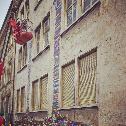 #graffiti #frankfurt #streetartbrazil #schirn