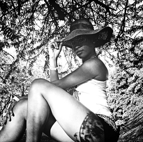 Hola :) Hello World Summer Model Enjoying Life