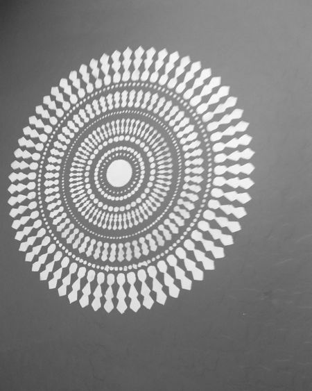 Spiral Pattern Concentric Close-up Geometric Shape Circular Round