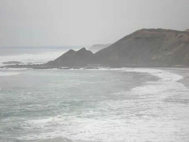 Dia de chuva Com o Mar assim...!!! Raining day!!! Sea Walking Around The Purist (no Edit, No Filter) Portugal Landscape