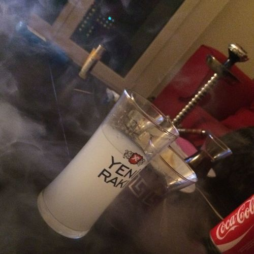 Shisha Turkish Raki Hello World Relaxing