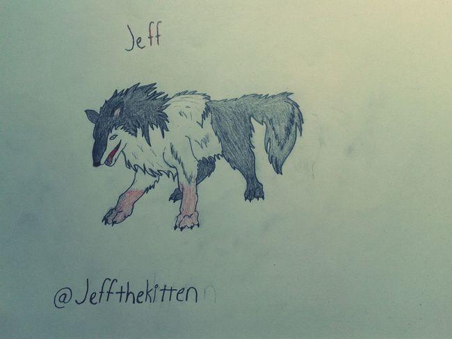 My Draw Creepypasta Jeff The Killer Art First Eyeem Photo