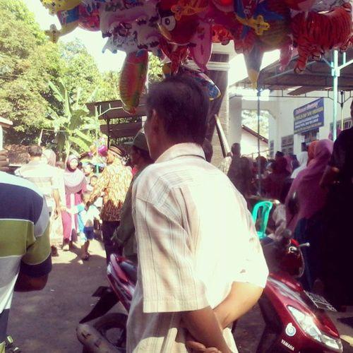 Suasana PILKADES Ds.Tersono Kec.Tersono Kab.Batang .Tersono Infotersono Infobatang Jateng indonesia eventbatang @infobatang