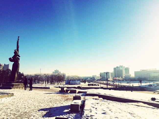 Cityscapes Minsk
