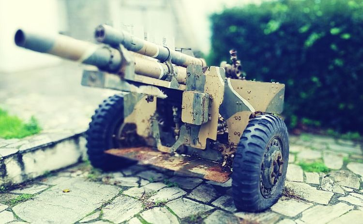 Cannon Gun History Army