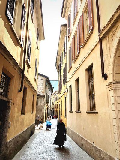 Streets of Como