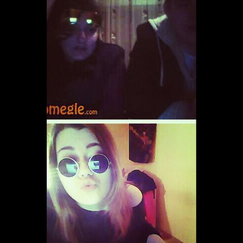 Best Friends ❤ Omegle :'D