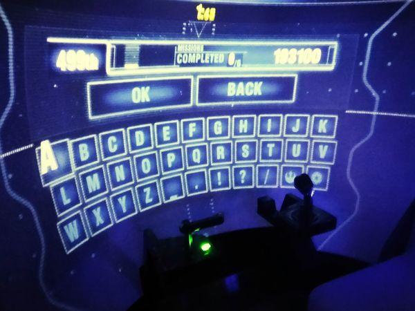 Technology Arcade Machine Arcade Playing Arcade Game