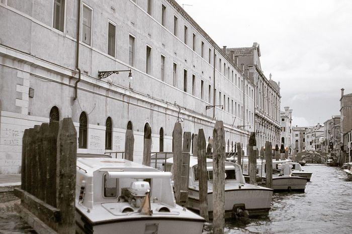 Infrared Italy Rain Sky Venezia