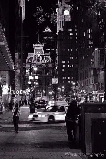 Center City Philadelphia Nikon Taylorphotography