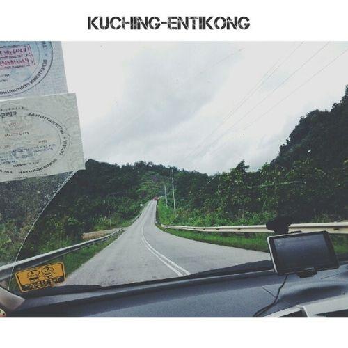 Latepost Kuching Entikong