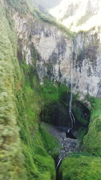 Nature No People Beauty In Nature La Réunion  Reunion Island Aerial View Trou De Fer Iron Hole