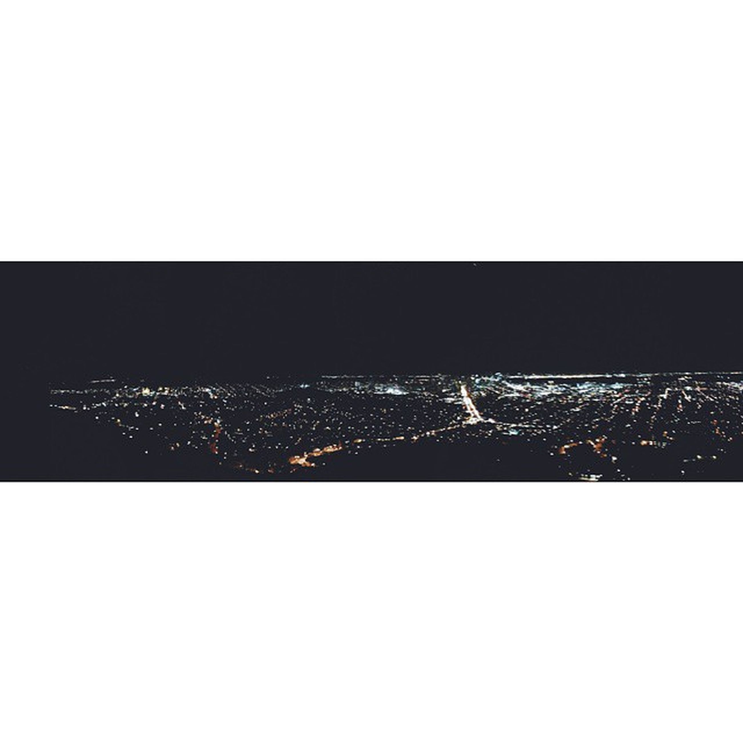 copy space, transfer print, clear sky, night, illuminated, auto post production filter, built structure, architecture, indoors, city, no people, building exterior, dark, studio shot, pattern, cityscape, high angle view, window, sky