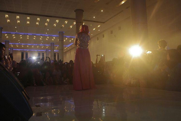 For The Love Of Music Live Music LiveConcert Fatin Fatinsl Fatinshidqialubis Fatinistic Surabaya