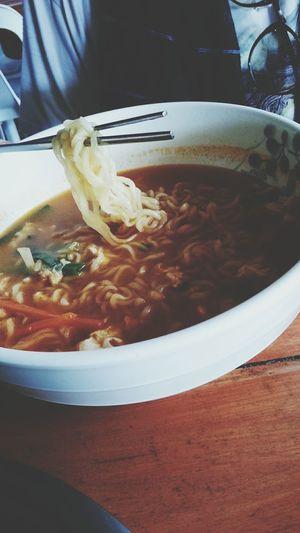Hello Ramen! Spice Explosion Chopsticks Dinner Spicy