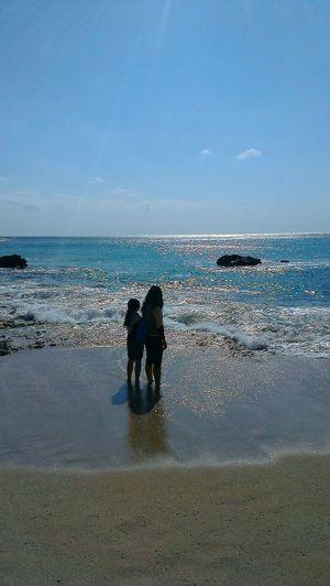 Sea...sister....see
