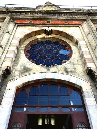 City Day Building Exterior Architecture Arch Window Outdoors No People Ottoman Empire Ottoman Style Ottomans Ottomanpalace Ottoman Architecture