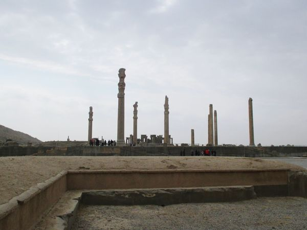 Ancient Architecture Ancient Civilization History Historical Monument Shiraz, Iran